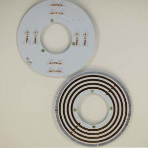 Best PCB Design Precise Slip Ring with Pancake Type Swivel Saving Space in Rotating Door wholesale