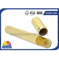 Best Various Color Cardboard Paper Tubes Packaging Round Cardboard Paper Cans wholesale