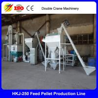 Buy Hot sale best price 1-2t per hour poultry feed making line for poultry farm at wholesale prices