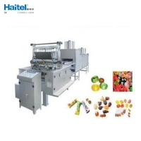 Quality Stainless Steel Soft Jelly Candy Production Machine 150kg/h 300 Kg/h for sale