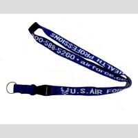 China jacquard lanyards on sale