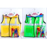 Buy Role Play Children's Play Toys Costume for Pretend Doctor Fireman 4 Styles at wholesale prices