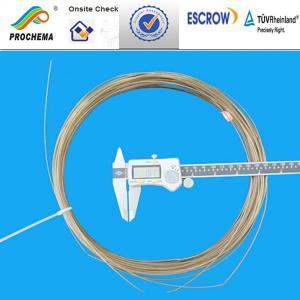 Quality PEEK small rod ,PEEK threadlet for 3D printing for sale