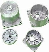 Quality ADC-10 Aluminum Alloy Die Casting Manufacturing Process Mechanical Equipments for sale