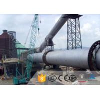 Quality Customized Cement Manufacturing Plant Rotary Kiln Furnace Energy Saving for sale