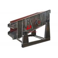Quality Different Sizes Circular Vibrating Screen For Coal Mine Grading for sale
