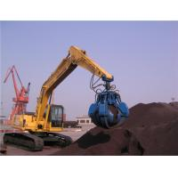 Quality hydraulic rotating grab bucket for sale