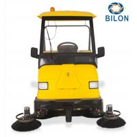 Quality 7200W Electric Street Sweeper / Multifunction Floor Cleaning Equipment for sale