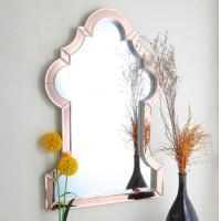 Quality Customized Shaped Lounge Wall Mirrors , Custom Wall Mirrors For Bathroom for sale