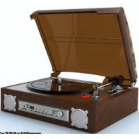 Buy cheap Turntable Player, Modern Style Phonograph, Gramphone from wholesalers