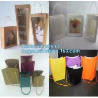 China violet printing shopping bags by handmade,Gift shopping luxury carrier Bag Direct Manufacture Paper Bag logo Printing on sale