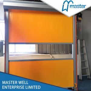 China Industrial Electric PVC High Speed Door, High Speed Rolling Door, High Speed Roller Shutter Door on sale