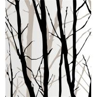 Quality Forest Bamboo Fiber Interior Decorative Wall Panels For Kitchen 200cm X 225cm for sale