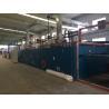 Non Woven Machinery / Textile Stenter Machine Horizontal Roller Chain Transmission