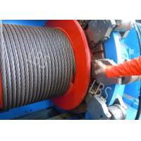 Quality professional Split lebus drum / Wire Rope Drum with spiral grooving for sale
