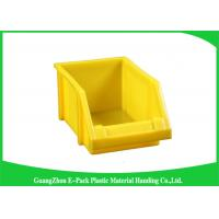 Buy Big Capacity Warehouse Storage Bins Product Protection Eco - Friendly For Workshops at wholesale prices