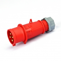 Quality 16A 110V Male Socket Weatherproof 4h Industrial Plugs for sale