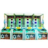 Quality Rugby Game Ticket Ball Shooting Redemption Arcade Machine for sale