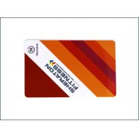 Quality PVC Blank RFID Smart Card 4C Offset Printing Durable For Access Control for sale