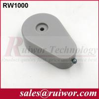Quality Round Retractable Anti Theft Recoiler Garment Stores For Retail Theft Proof for sale