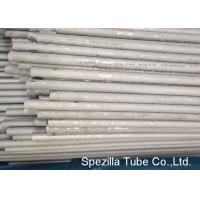 Buy cheap Heat Exchanger Cold Drawn SMLS Stainless Steel Tubing for boiler ASME SA213 from wholesalers