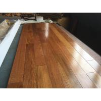 China prefinished Exotic Brazilian Cherry/Jatoba Solid hardwood flooring on sale