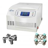 Quality BT5 Steel Body Low Speed Centrifuge Machine / Safety electric lid lock Centrifuge Machine for sale