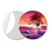Quality Phone Case Stickers 3D Lenticular Stickers Custom For Decoration for sale