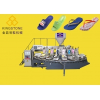 China Automatic Plastic Flip Flop / Slipper / Sandal / Chappal Injection Molding Machine for sale