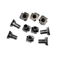 Buy cheap DIN 1624 Customized T Nut Two Claw Hex Head Bolt Cold Forging Process from wholesalers