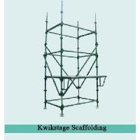 Quality Steel Kwikstage Safety System Scaffolding for sale
