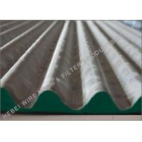 Quality High Performance Oil Filter Vibrating Screen 1053 X 693mm Screen Size for sale