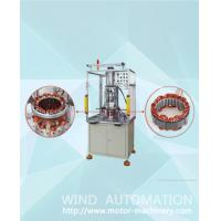 China Car generator stator wave winding Coil and wedge auto inserting machine for alternator on sale