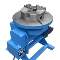 Buy cheap CE Automatic 5T Tilt Lift Benchtop Pipe Rotary Welding Positioner Turntable from wholesalers