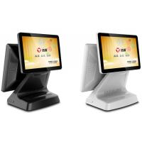Best Natural Brilliant Colors 2 Touch POS System With Performance CPU Quad Core 2GHz wholesale