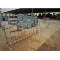 Quality Hot dipped Galvanized Crowd Control Barriers for sale