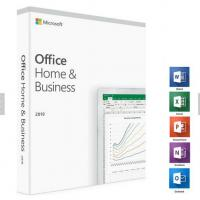Quality English Original Microsoft Office 2019 Home And Business 32 Bit 64 Bit DVD Media for sale