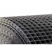 Quality 8x50 25ft Black Pvc Coated Welded Wire Mesh for sale