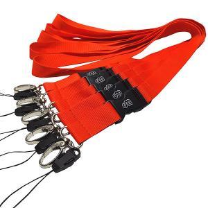 China Wholesale polyester neck lanyard no minimum order with J-hook on sale