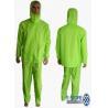 PVC Polyester Heavy Duty Raincoat , Raingear