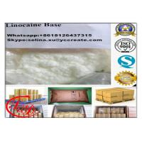 China Efficacy Lidocaine Base Local Anesthetic Drugs 137-58-6 For Pain Killer Drugs on sale
