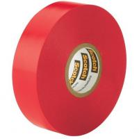 Quality Rubber Adhesive Athletic Medical Grade Tape Heat Resistant For Injuries , Red Color for sale