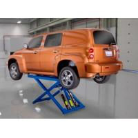 Quality mobile scissor lift;portable scissor lift for sale