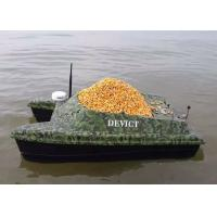 Quality DEVC-308  remote control fishing bait boat / DEVICT bait boat style for sale