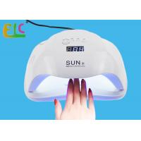 Buy SUN X 54W Polish Curing Lamp with Bottom 30s / 60s Timer LCD Display Lamp at wholesale prices
