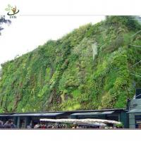 Best UVG Indoor Walls decoration Artificial Plant Wall building landscaping GRW05 wholesale