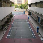 Quality Outdoor Spu Badminton Court Mat Manufacturer for sale