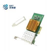 Quality PCIe Ethernet NIC Card Intel I350 chip 1Gb 4-port SFP network interface card well compatible with Inspur server for sale