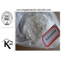 Buy Anti Estrogen Fulvestrant Breast Cancer Steroids CAS 129453-61-8 99% Purity at wholesale prices