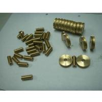 Quality CNC Machining Precision Micro Worm Gear for sale